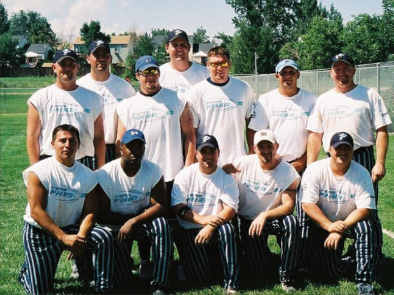 TEAM PHENOM/RANCHO/FIRST  FRANKLIN/ -- THORTON, CO