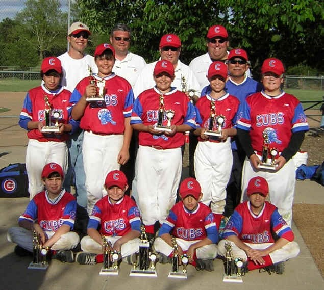 CHESTERFIELD CUBS -- ST. LOUIS, MO