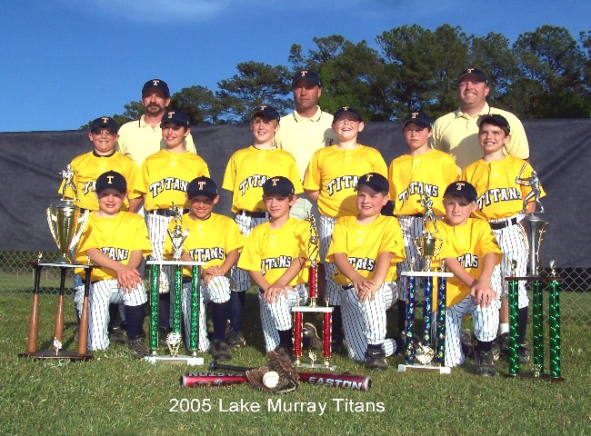 LAKE MURRAY TITANS -- IRMO, SC