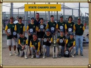 SOUTH OAKLAND A'S -- MADISON HEIGHTS, MI
