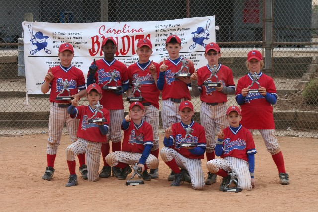 CAROLINA BANDITS -- KERSHAW, SC