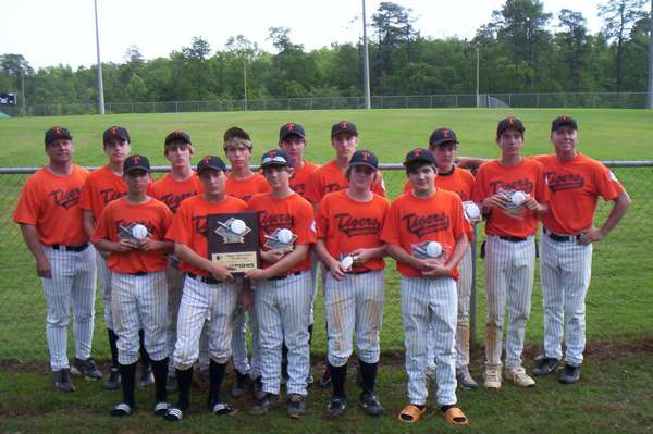 LOWCOUNTRY TIGERS -- SUMMERVILLE, SC