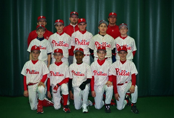 SPARTANBURG PHILLIES -- SPARTANBURG, SC