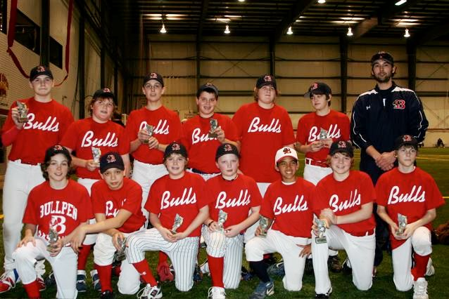 MICHIGAN BULLS RED -- FARMINGTON, MI