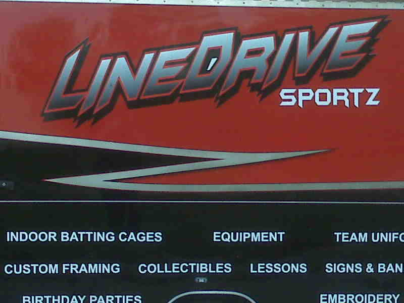 LINE DRIVE/TRIPLE SSS SPORTSCARDS/P -- STERLING HEIGHTS, MI