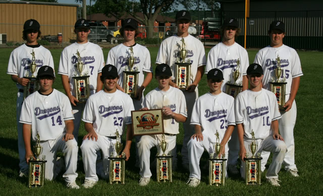 JOHNSTON DRAGONS -- JOHNSTON, IA