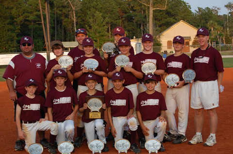DIAMOND WARRIORS -- MT. PLEASANT, SC