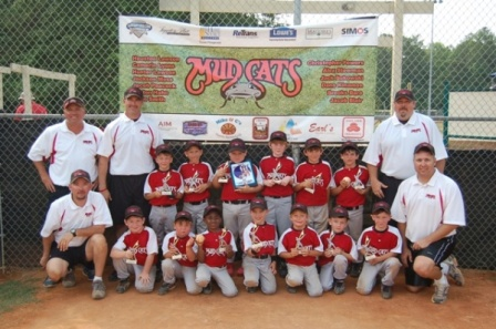 MUDCATS -- PEACHTREE CITY, GA