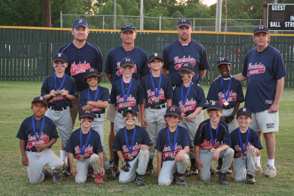NESHOBA BRAVES -- PHILADELPHIA, MS