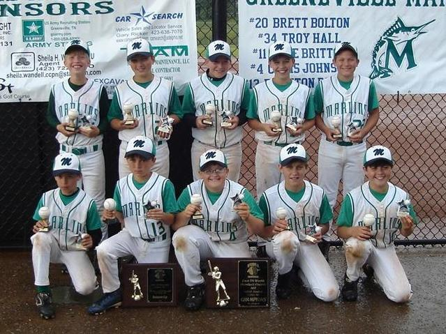GREENEVILLE MARLINS -- GREENEVILLE, TNE