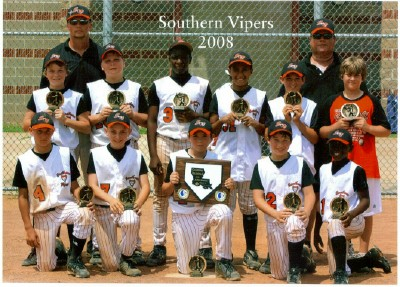 SOUTHERN VIPERS -- MAGNOLIA, AR
