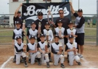BAY AREA BANDITOS WHITE -- FRIENDSWOOD, TXS