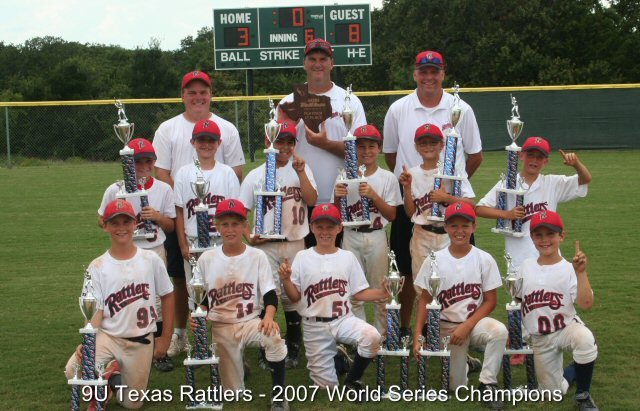 TEXAS RATTLERS -- FLOWER MOUND, TXN