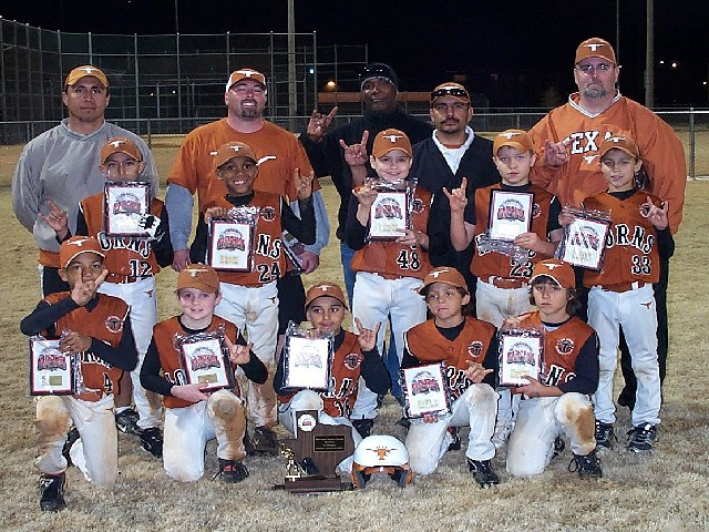 GP HORNS 9U -- GRAND PRAIRIE, TXN