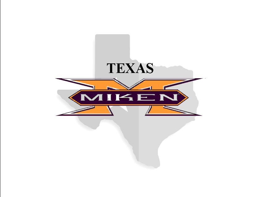 TEXAS MIKEN -- HOUSTON, TXS