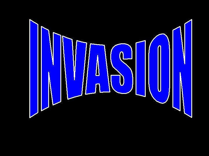 INVASION -- AMARILLO, TXW
