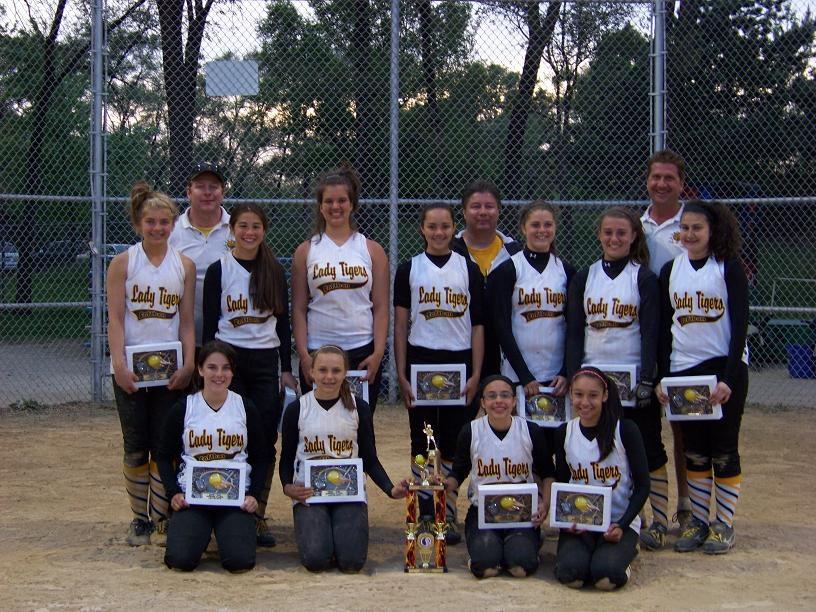 ELMWOOD PARK LADY TIGERS 14U -- ELMWOOD PARK, IL