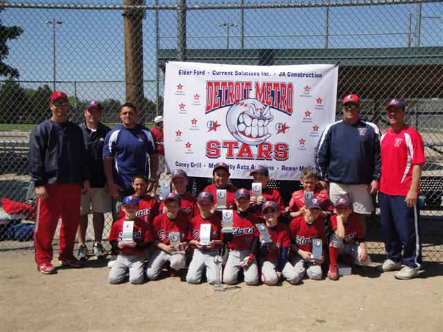 DETROIT METRO STARS 9U -- SHELBY TWP, MI
