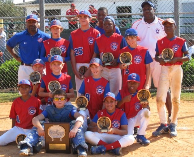 CAROLINA CUBS -- MAULDIN, SC