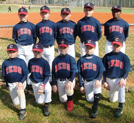 CAROLINA REDS 10U -- ROCK HILL, SC