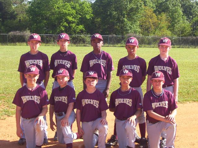 SC WOLVES -- WOODRUFF, SC
