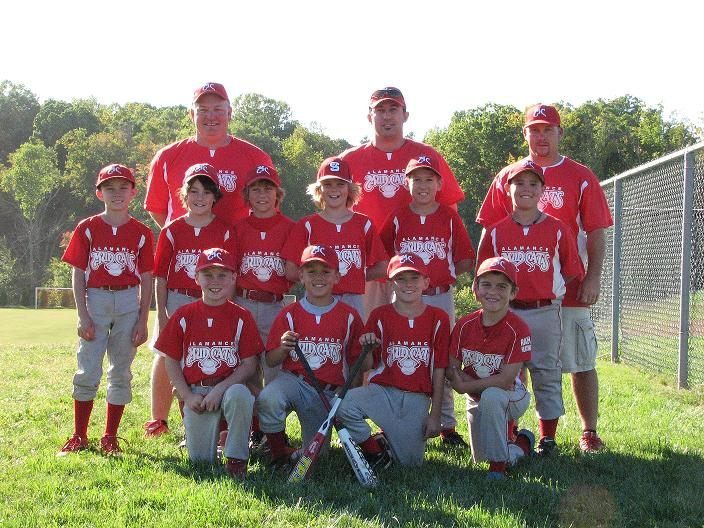 BBC ALAMANCE MUDCATS -- BURLINGTON, NC