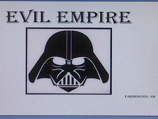 EVIL EMPIRE -- FARMINGTON, NM