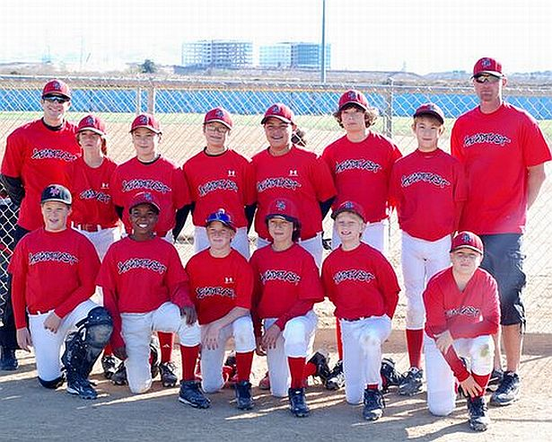 HEADFIRST GAMERS 12U -- CASTRO VALLEY, CAN