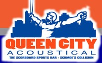 QUEEN CITY ACOUSTICAL/SCOREBOARD SP -- CLEVES, OHO