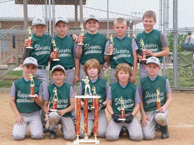 WEST PLAINS SLUGGERS -- WEST PLAINS, MO