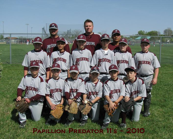 PAPILLION PREDATORS -- PAPILLION, NE
