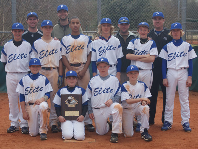 PALMETTO ELITE - 12U -- COLUMBIA, SC
