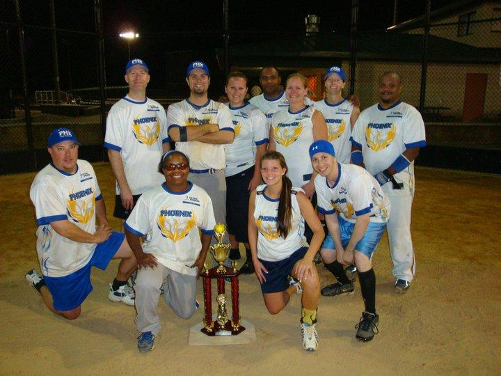 PHOENIX SOFTBALL -- ROCKVILLE, MD