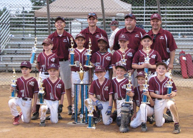 VIRGINIA THUNDER 9U -- CHESTER, VA