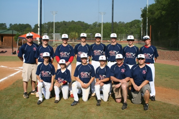 STIX BASEBALL -- MONTGOMERY, AL