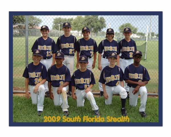 SOUTH FLORIDA STEALTH -- CORAL SPRINGS, FLS