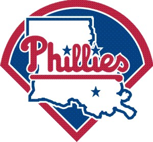 LOUISIANA PHILLIES -- GONZALES, LA
