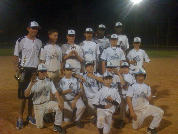 LEGENDZ BASEBALL 13U -- ZACHARY, LA