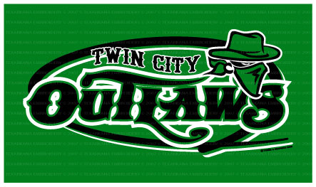 TWIN CITY OUTLAWS -- TEXARKANA, TXN