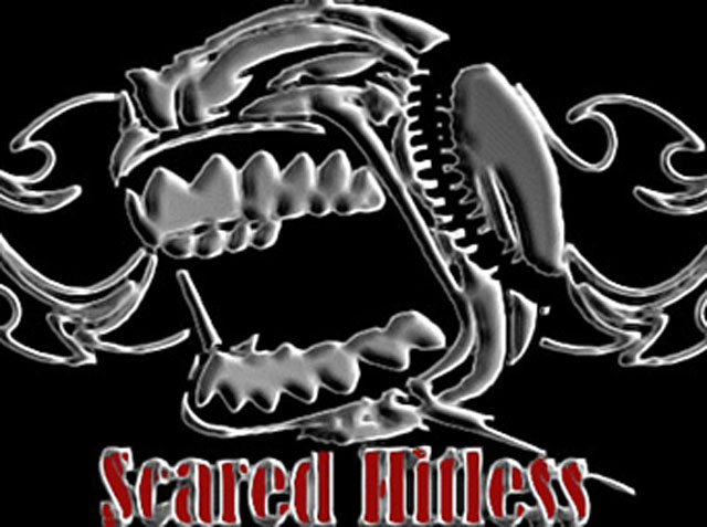 SCARED HITLESS -- ROSEBURG, OR