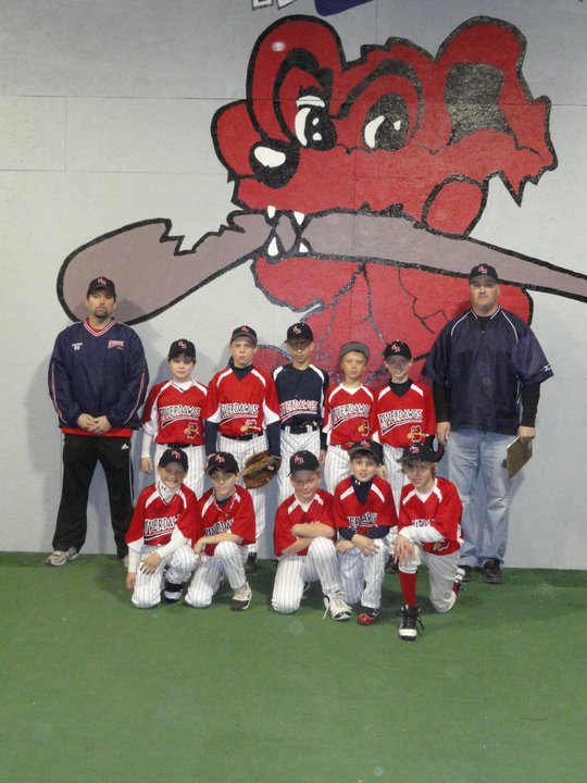 SAGINAW BAY RIVERDAWGS 9U -- BAY CITY, MI