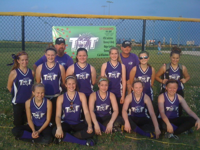 TNT SOFTBALL -- DEARBORN, MO
