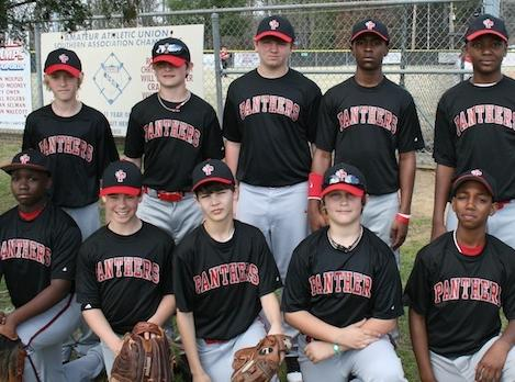 PANTHER BASEBALL -- BYRAM MS, MS