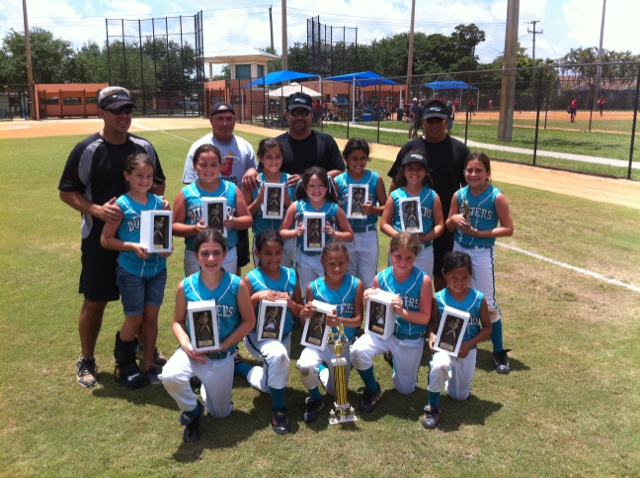 DIAMOND DUSTERS-NEXT GENERATION -- PEMBROKE PINES, FLS