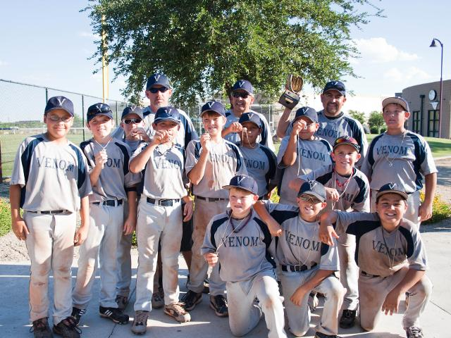 VENOM BASEBALL CLUB -- LITCHFIELD PARK, AZ