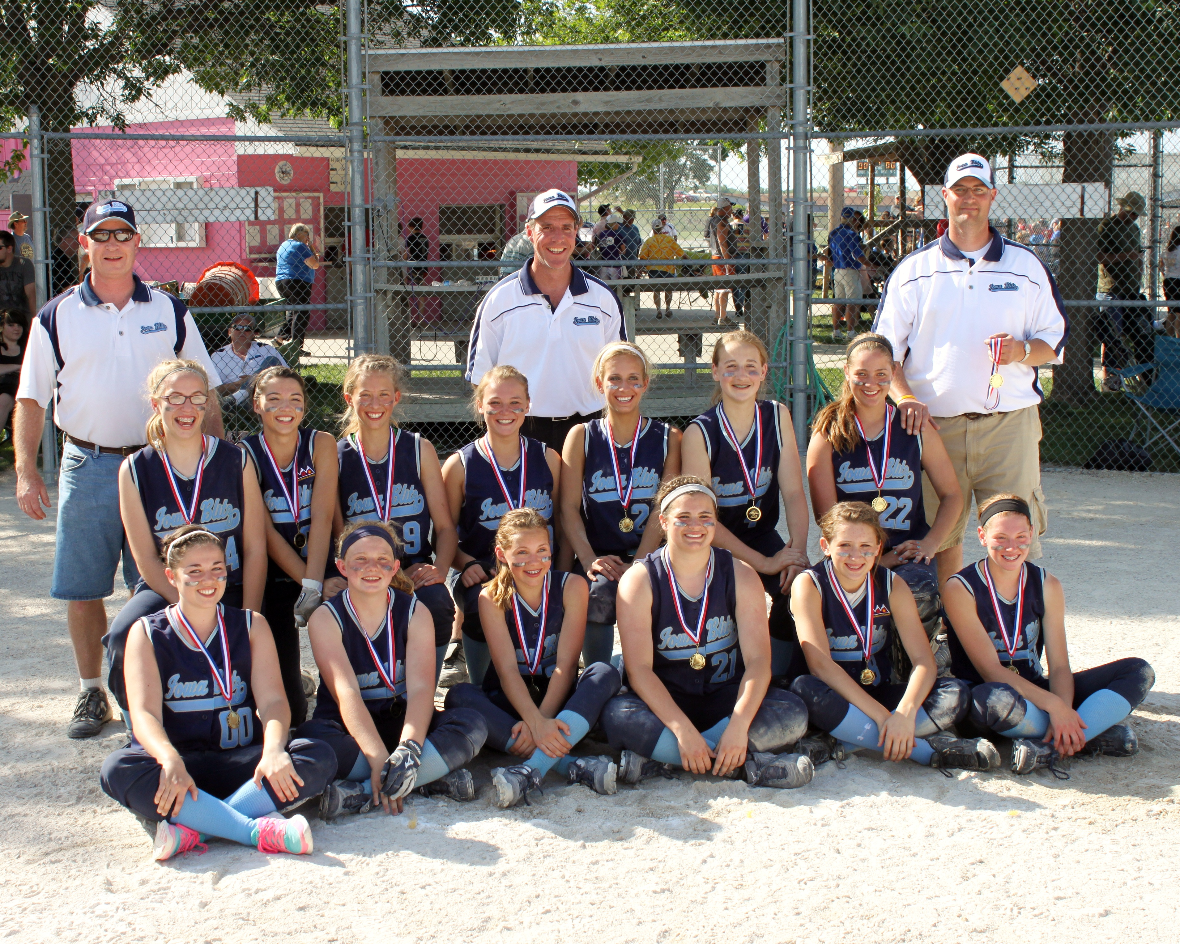 IOWA BLITZ 14U -- DES MOINES, IA