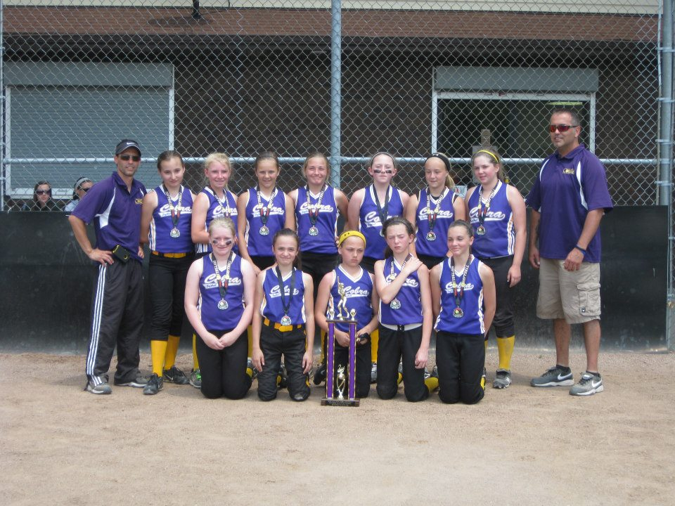 MATTOON COBRAS 12U -- MATTOON, IL