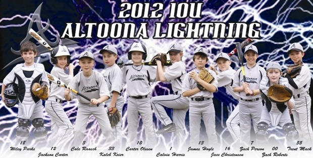 ALTOONA LIGHTNING -- ALTOONA, IA