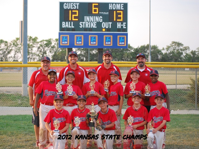 KANSAS BRAVES -- OLATHE, KS