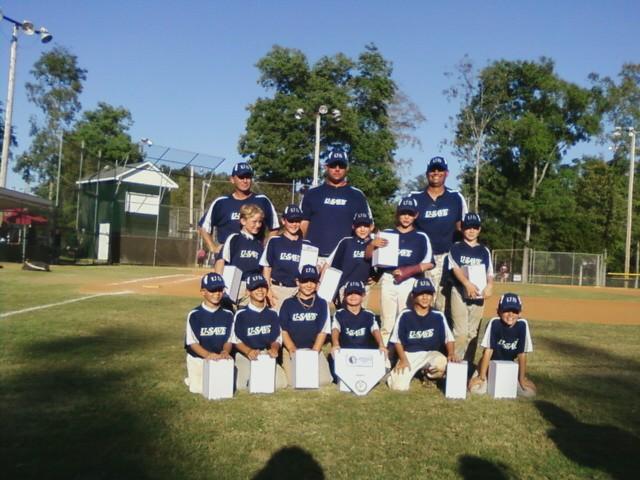 WILDCAT BASEBALL -- LEXINGTON, SC